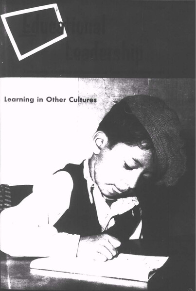 Learning in Other Cultures Thumbnail