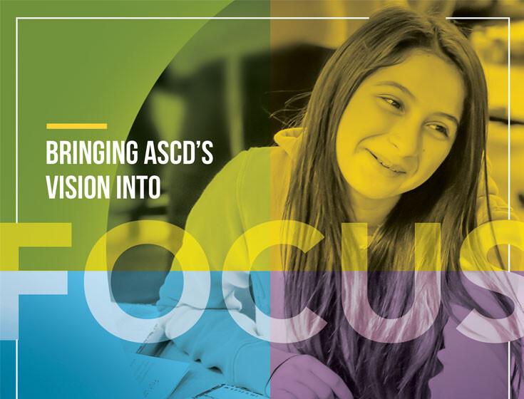 2016 ASCD Annual Report Cover Image