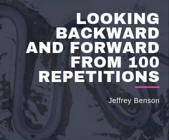 Looking Backward and Forward from 100 Repetitions Thumbnail