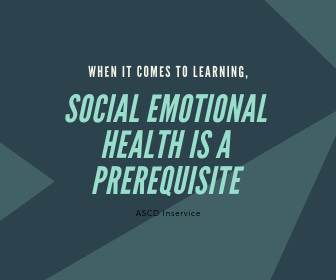 When It Comes to Learning, Social Emotional Health is a Prerequisite - thumbnail