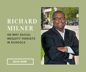 Richard Milner on Why Racial Inequity Persists in Schools - thumbnail