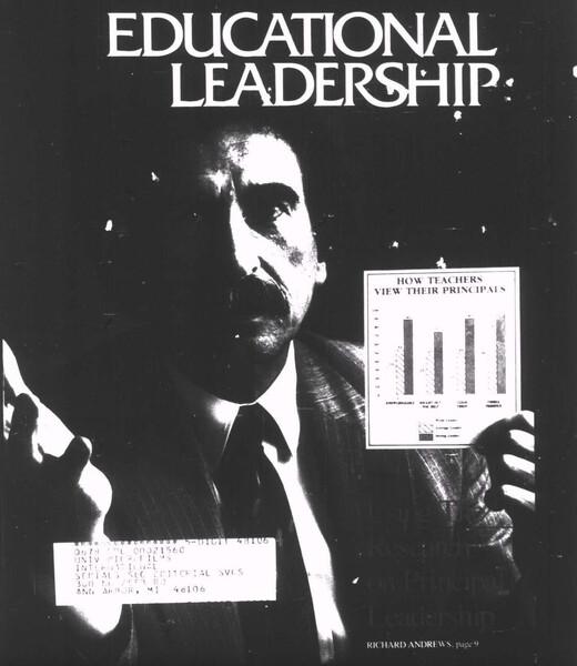 Using the Research on Principal Leadership Thumbnail