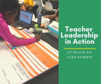 Teacher Leadership in Action at Teach to Lead Summit - thumbnail
