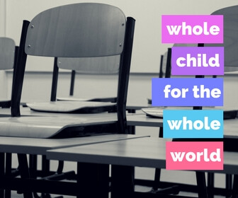 Whole Child for the Whole World: For Each Child and for the Common Good Thumbnail
