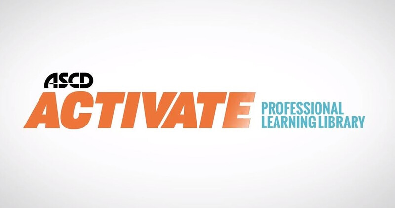 Join ASCD Activate