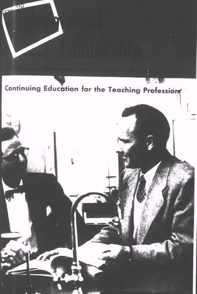 Continuing Education for the Teaching Profession Thumbnail